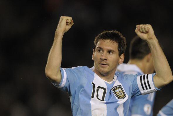 A pesar de que Messi no ha tenido su mejor temporada y solo ahora es que...