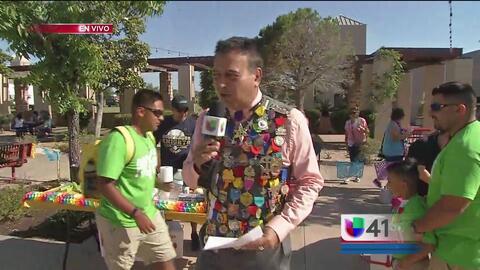 Concurso de la mejor carne asada en Fiesta San Antonio