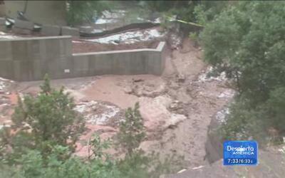 Mal tiempo extremo, lluvias e inundaciones en estados del país