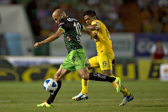 En el partido de la jornada, los Jaguares de Chiapas reciben a las Águil...