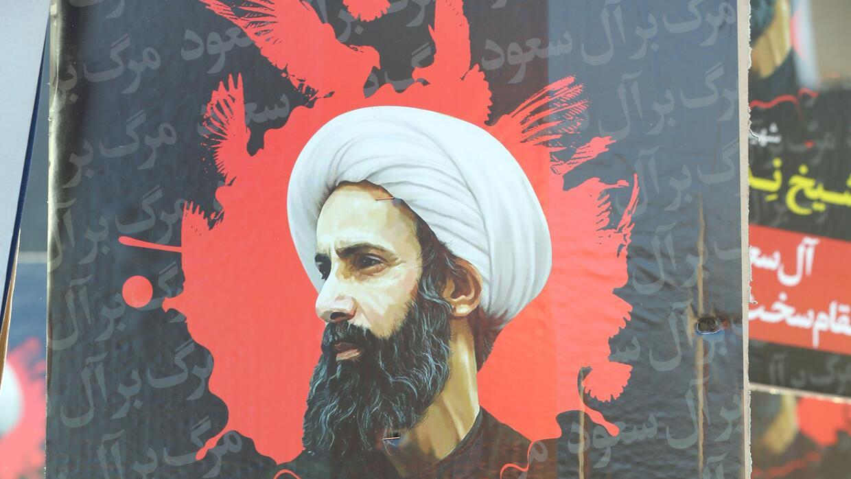 Manifestaciones por la ejecución de Nimr Baqir al Nimr.