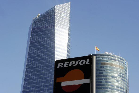 La petrolera Repsol presentó este diciembre ante el Centro Internacional...