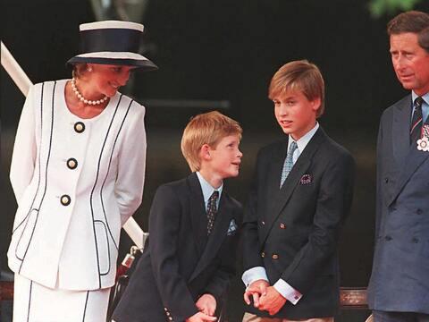 Así es la vida del príncipe Harry