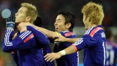 Japón busca superar los octavos de final.