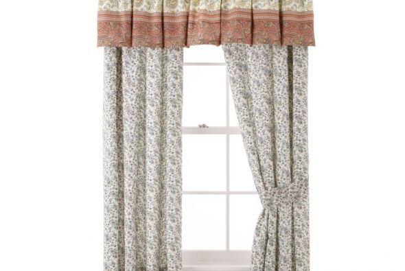 O en colores neutros para que una misma cortina pueda usarse con varios...