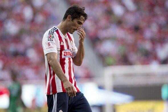 Aldo de Nigris: Llegó a las Chivas con el cartel de goleador y no lo ha...
