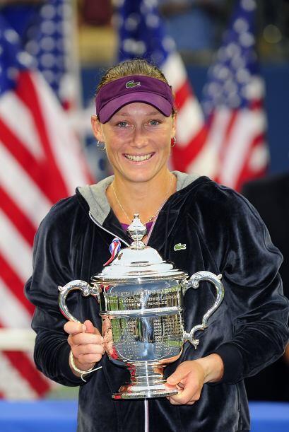 """Stosur: """"Ella (Serena) es una gran campeona, que ha he hecho un buen tor..."""