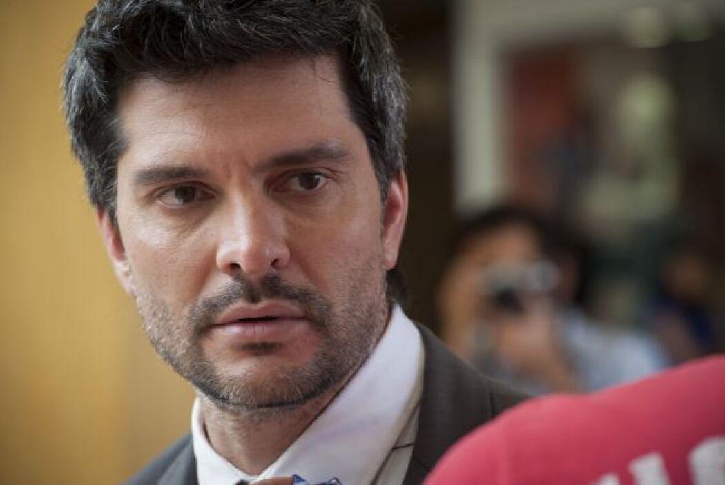 """Marcelo Córdoba esceibió en las redes sociales: """"QEPD Irma Lozano, actri..."""