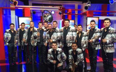 "El grupo Banda MS se presentó el programa ""A Primera Hora"" de Univision..."