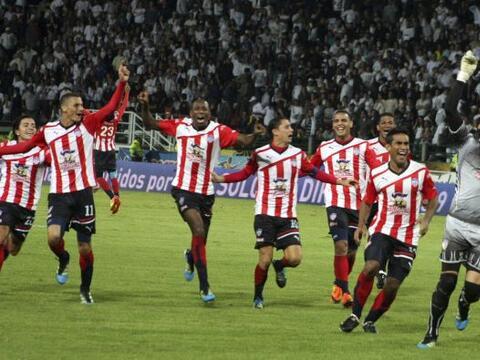 Atlético Junior conquistó en Manizales su séptimo t...
