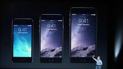 Apple presentó nuevos productos