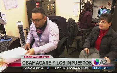 ¡Atención con el Obamacare y sus impuestos!