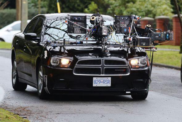 Siguieron grabando dentro del automóvil. Mira aquí más videos de Chismes.