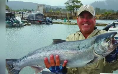 Vamos a Pescar: El salmon, el pescado más nutritivo