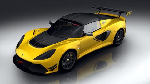 Lotus anunció la creación del Exige Race 380, una versión netamente de c...
