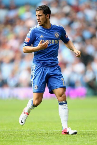 Desde meses atrás, el Chelsea había anunciado el fichaje del volante bel...