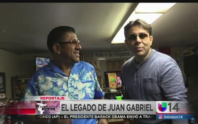 Juan Gabriel, una inspiración eterna