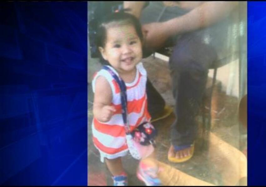 Las autoridades buscan a una niña de nombre Yareli Velasco que fue secue...