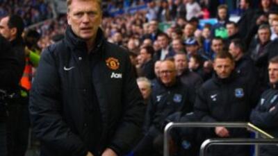 Moyes no pudo completar la temporada con Manchester United.