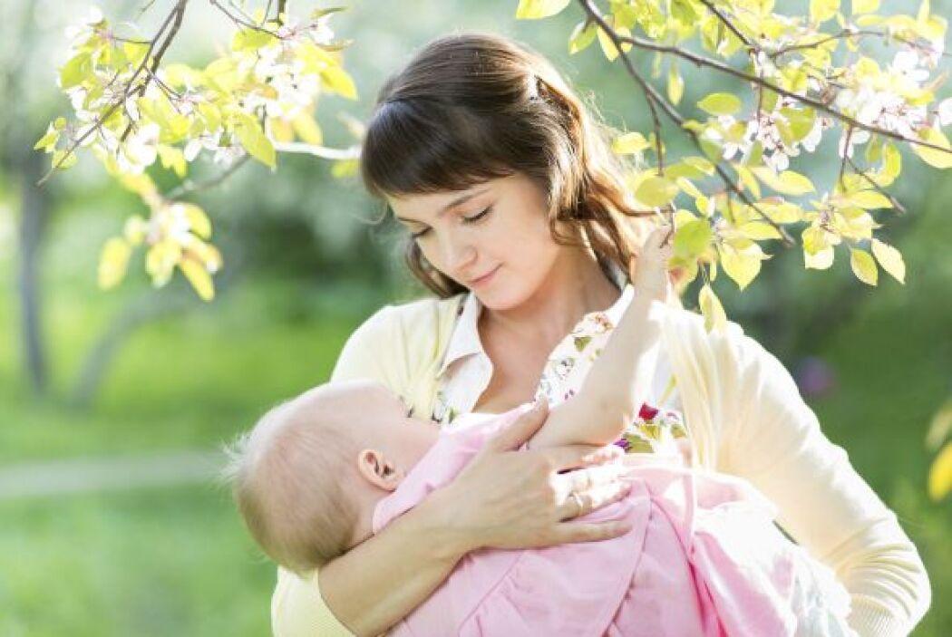Expertos señalan que mientras más leche tome tu bebé, más leche producir...