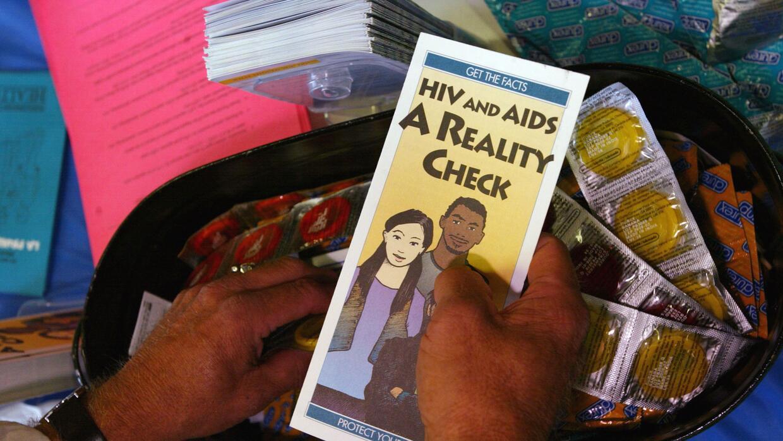La prueba de VIH sigue siendo la única forma de saber si se tiene el vir...