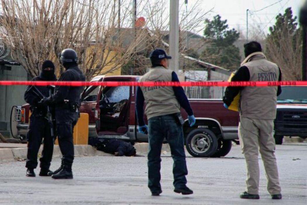 Las mujeres en México han sido víctimas de la violencia que repuntó dura...