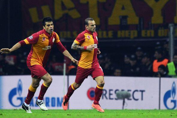 Galatasaray (Turquía) y Anderletch (Bélgica) completan el...