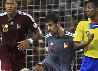 Jugadores de Venezuela Copa America Centenario