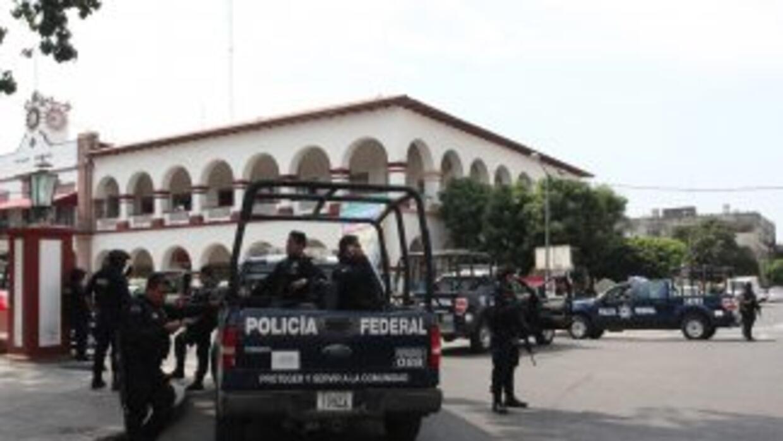 El jefe del cartel La Familia Michoacana, Nazario Moreno González, alias...
