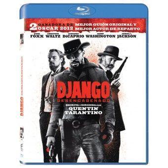 """""""Django desencadenado"""": para los fans de Quentin Tarantino est..."""