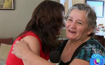 Después de 30 años, madre inmigrante obtuvo su residencia