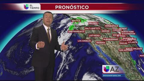 Aumento de temperaturas como antesala de lluvias