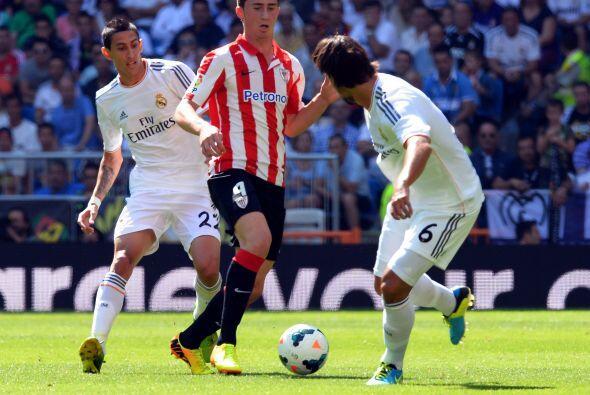 Los 'Leones' de Ernesto Valverde salieron al campo con un planteamiento...