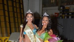 Las ganadoras de la última competencia de Miss Colita