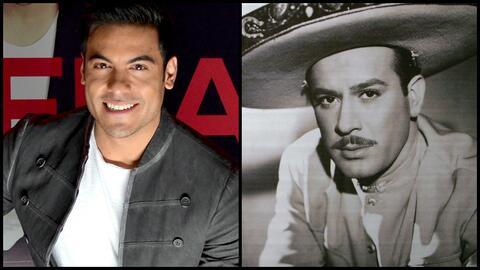 Carlos Rivera no protagonizará la vida de Pedro Infante