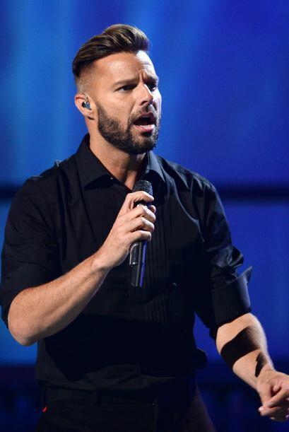 Por esto y más, Ricky Martin se ha convertido en el favorito de todas.