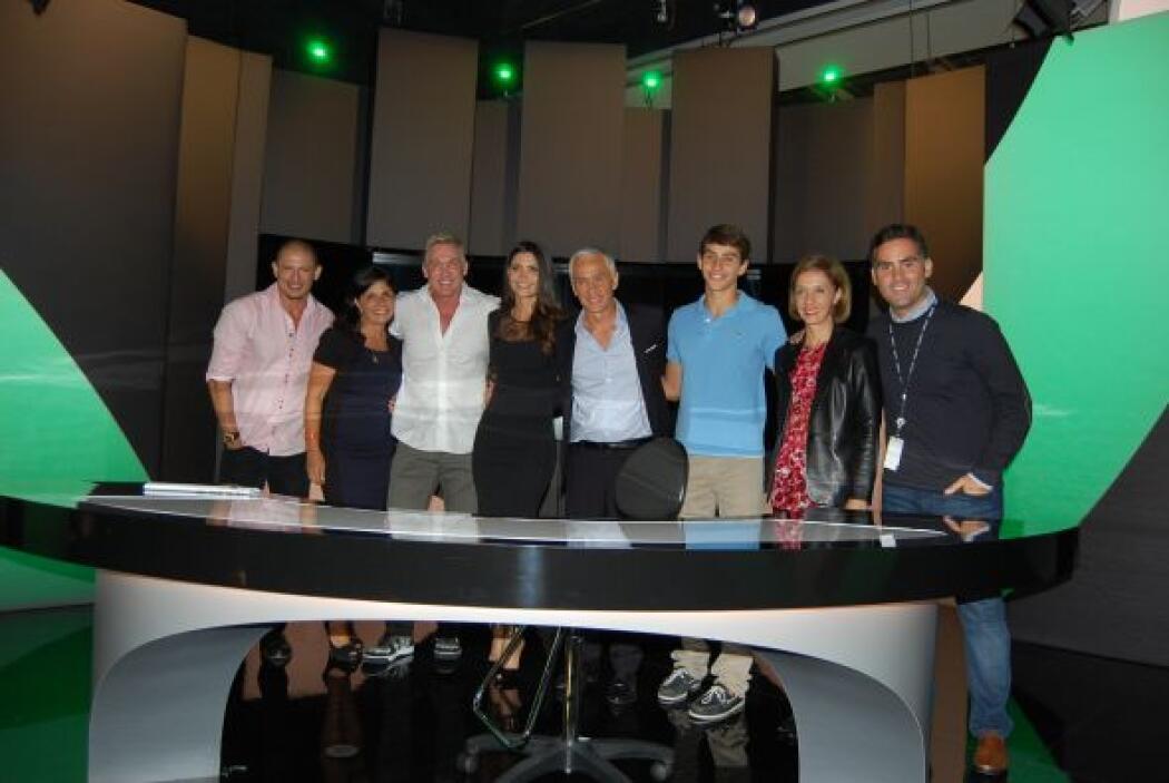 Aquí te mostramos parte del equipo que conforma el programa 'América' (C...