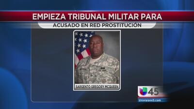 Sargento formó red de prostitución en base militar