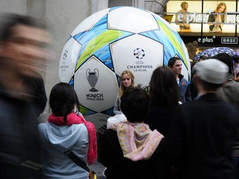 La ciudad de Múnich, en Alemania, gira hoy alrededor de un bal&oa...