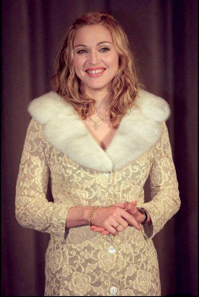 Madonna tenía un hermoso rostro. Mira aquí lo último en chismes.