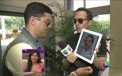 Anibal Marrero, el esposo de Alejandra Espinoza, reaccionó a sus escanda...
