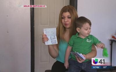 Madre estadounidense deportada de Venezuela