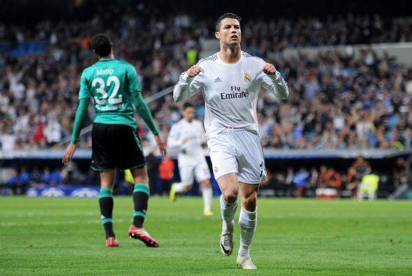 El portugués es una máquina goleadora, lo demostró...