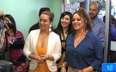 Jenni Rivera y su hija 'Chiquis' se enfrentaron públicamente en 'Twitter'