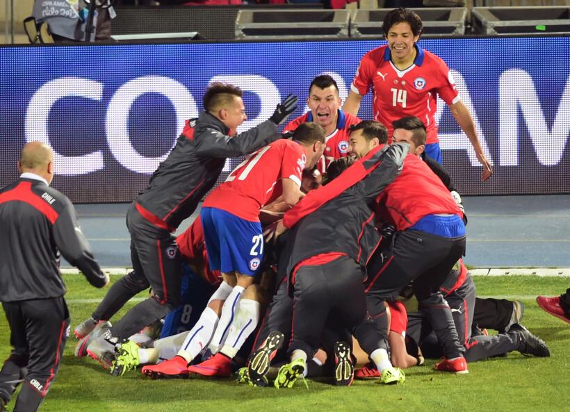 Chile vs. Argentina