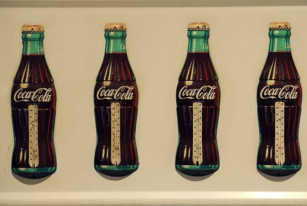 El tercer puesto de la prestigiada lista es para Coca Cola. El imperio d...