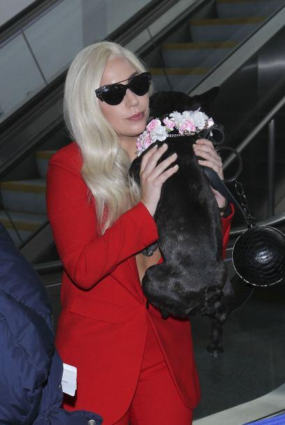 """""""La Gaga"""" podrá ser algo excéntrica pero ha demo..."""