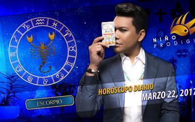 Niño Prodigio - Escorpión 22 de marzo, 2017