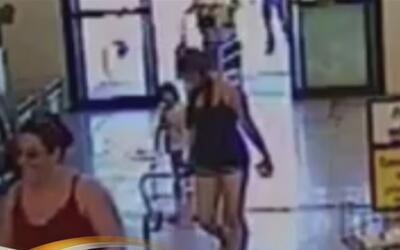 Buscan a una mujer que abandonó a su hija en un supermercado de Riverside