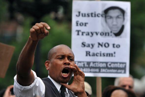 .Zimmerman afrontaba una condena de cadena perpetua en el caso de ser de...